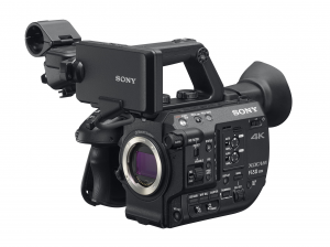 Sony PXW-FS5 II Camera Video Super 35mm