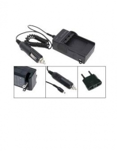 Digital Power Incarcator priza + bricheta auto compatibil Nikon EN-EL23