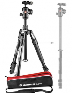 Manfrotto Befree 2N1 trepied cu posibilitate de monopied