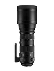 Sigma 150-600mm f 5-6.3 DG OS HSM  Sport Nikon