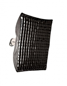 Hensel 380100HC softbox cu grid 80 x 100 cm
