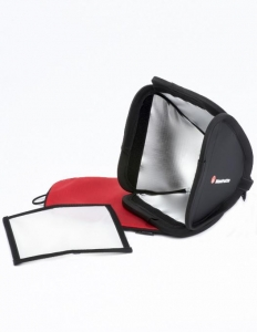 Manfrotto MLS22BOX Softbox 22x22cm