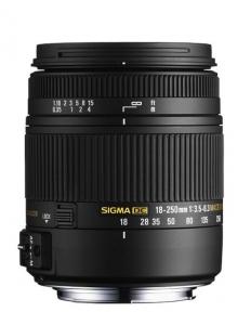Sigma 18-250mm F3.5-6.3 DC MACRO OS HSM Nikon