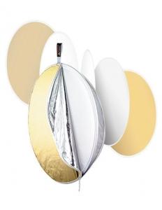 Photoflex panou reflectorizant 5in1 81 cm