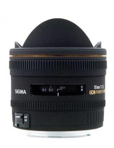 Sigma 10mm f/2.8 EX DC Fisheye-Nikon
