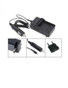 Digital Power Incarcator priza + bricheta auto compatibil Nikon EN-EL20