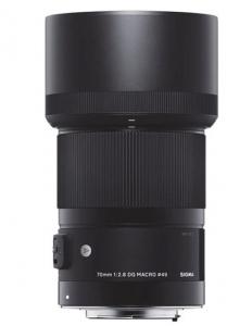 Sigma 70mm F2.8 DG MACRO dedicat Sony E (FE)