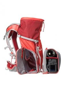 Manfrotto Off Road Hiker 30L rucsac rosu