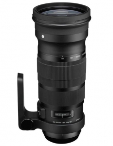 Sigma 120-300mm F2.8 DG OS HSM Sport Nikon