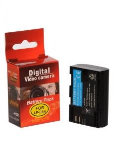 Digital Power LP-E6N acumulator 1860mAh pentru Canon 5D, 6D, 7D, 60D, 70D