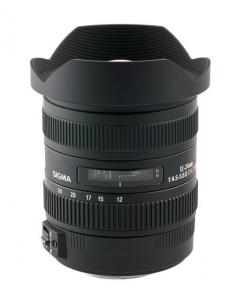 Sigma 12-24mm F4.5-5.6 DG HSM II-Nikon