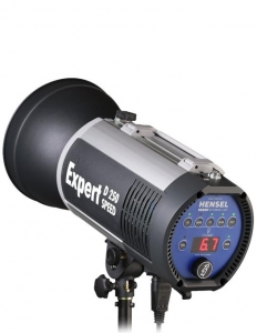 Hensel Expert D 250 Speed Blitz Foto