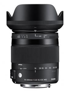 Sigma 18-200mm F3.5-6.3 DC Macro OS HSM C Nikon