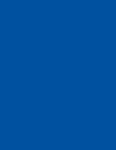 Colorama fundal PVC Royal Blue