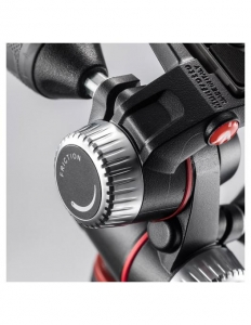 Manfrotto X-PRO 3-Way cap foto cu manere retractabile