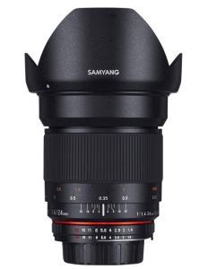 Samyang 24mm F1.4  ED AS UMC Nikon AE