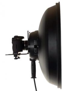 Hensel reflector Beauty Dish Ring Flash 8611