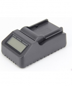 Digital Power VF815 incarcator rapid cu LCD pentru JVC