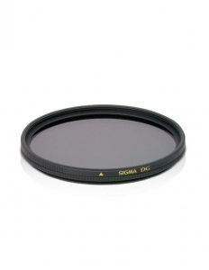 Sigma filtru polarizare circulara 62mm