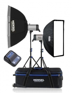 Hensel Integra plus 2x500Ws FM11 kit blitz-uri