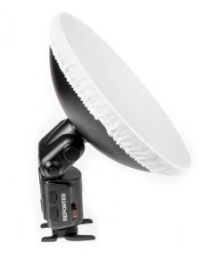 Genesis Reporter beauty dish
