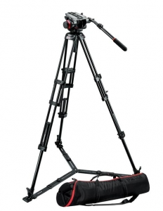 Manfrotto kit trepied video 504HD,546GBK