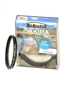 Akira filtru UV 55mm