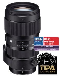 Sigma 50-100mm f1.8 DC HSM ART Canon