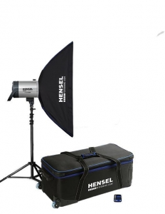Hensel Integra plus 1x500Ws FM16 kit blitz