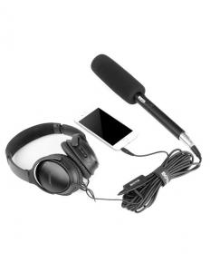 Boya BY-BCA6 cablu conector pentru microfon si smartphone