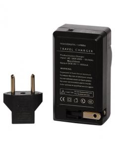 Digital Power Incarcator priza + bricheta auto compatibil Canon LP-E6