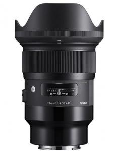 Sigma 24mm f 1.4 DG HSM Art Sony E (FE)