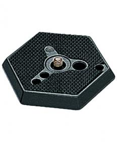 Manfrotto placuta rapida hexagonala