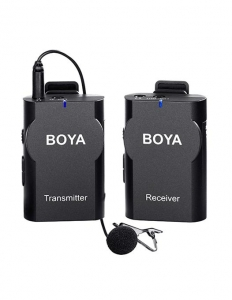 Boya BY-WM4 Microfon tip lavaliera wireless