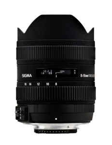 Sigma 8-16mm F4.5-5.6 DC HSM-Canon