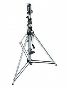 Manfrotto Black Steel Wind Up Stand 087NWB