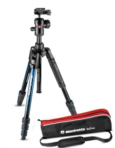 Manfrotto Befree Advanced Twist Blue