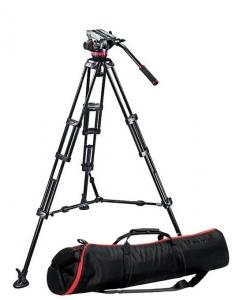Kit trepied video MVH502A,546BK