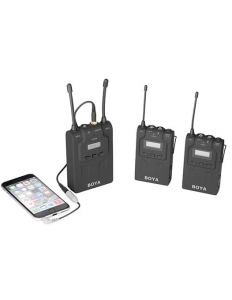 Boya BY-WM8 PROK2 lavaliera duala wireless