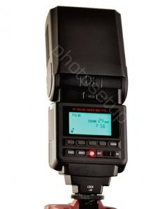 Sigma blitz EF-610 DG Super Canon TTL