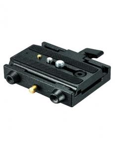 Pachet Manfrotto adaptor cu placuta culisanta 577 + Manfrotto adaptor cu placuta culisanta 577 + Manfrotto adaptor cu placuta culisanta 577