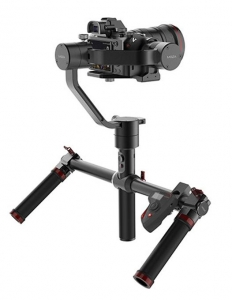 Gudsen Moza Air Gimbal Dual Handle cu Quick Release inclus (max 3.2kg) OPEN BOX