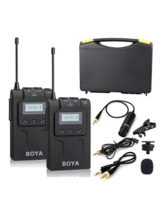 Boya BY-WM6 Kit lavaliera wireless