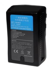 Digital Power BP-190WS acumulator V-mount pentru Sony