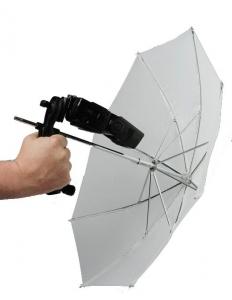 Lastolite Brolly Kit maner si umbrela translucenta