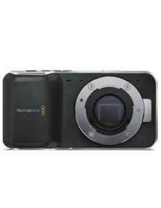 Blackmagic Pocket Cinema Camera Open box