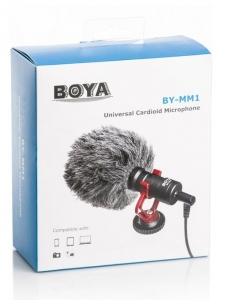Boya BY-MM1 Microfon unidirectional