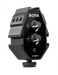 Boya BY-MP4 adaptor audio