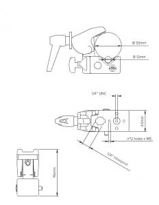Avenger dispozitiv prindere C1550