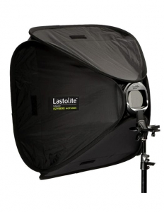Lastolite Ezybox Hotshoe 63 x 63cm cu prindere